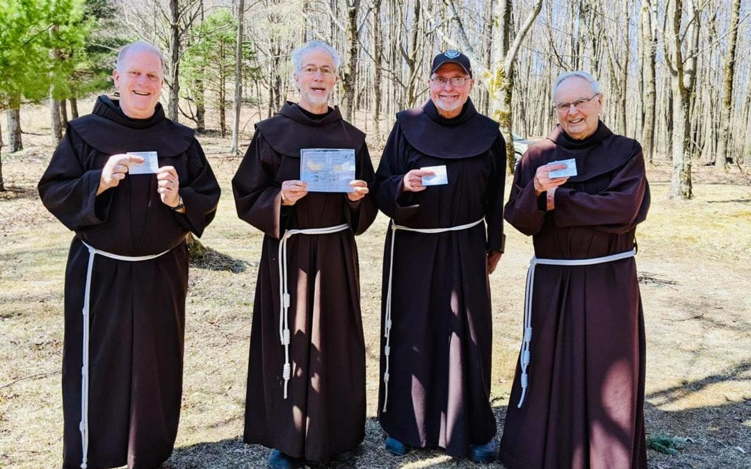 Reopening the Mountain: Sunday Mass and Staying With Us